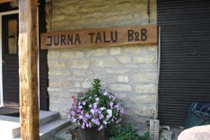 Maatilamajoitus Jurna