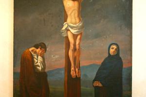 Tori herrgård och altarmålningar