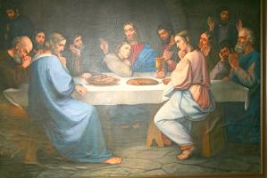 Усадьба Тори и алтарные картины