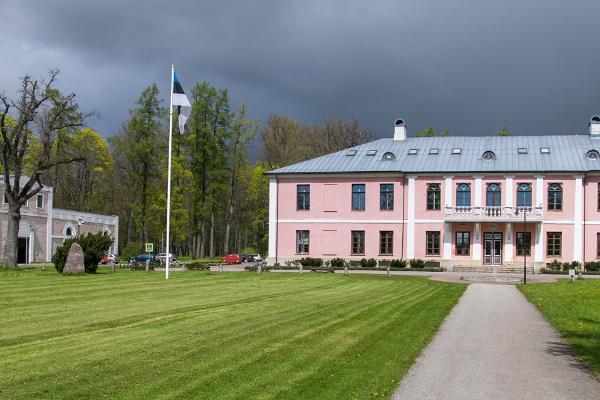 Tõstamaa herrgårdspark