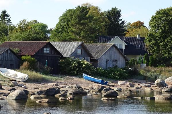 Käsmu captains' village
