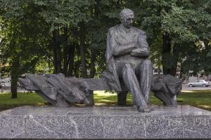 Kirjanik A. H. Tammsaare mälestusmärk