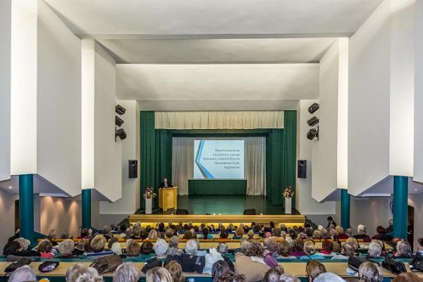 Tervis ravispaahotell konverentsiruumid