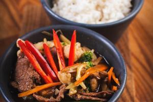 Den asiatiska restaurangen Riis