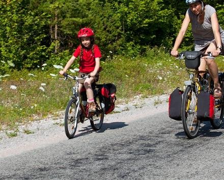 Bicycle tour on Vormsi Island