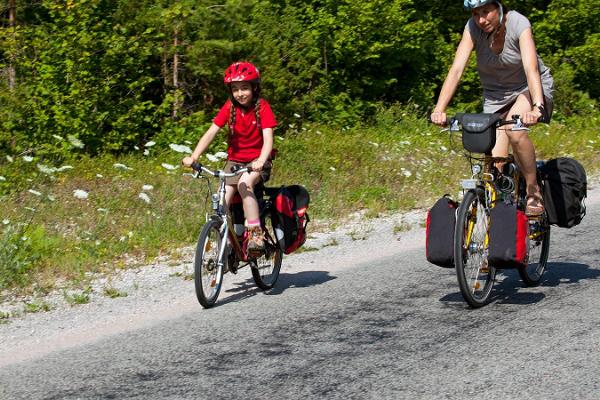 Cycle route to Sõrve Peninsula in Saaremaa (Kuressaare-Sääre-Kuressaare)