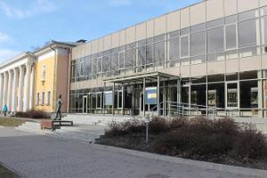 Sportgebäude Viljandi