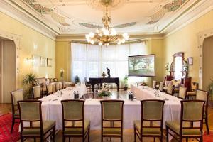 """Залы для семинаров в """"Ammende Villa"""""""
