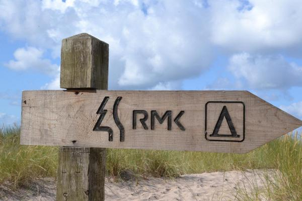 Tuhkana beach and recreation area