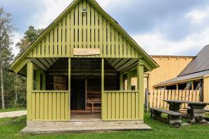 Farm sauna and bathing barrels in Kõrvemaa