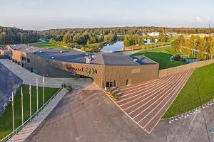 Seminarielokaler i Tallinn Djurparks miljöutbildningscentrum