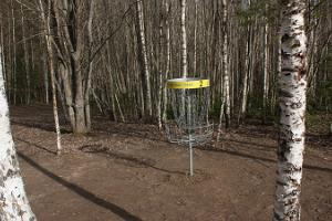 Парк диск-гольфа Техванди