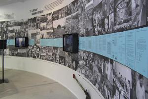 Das Museum von Rahvarinne (dt. Volksfront)