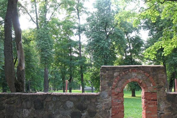 Rannun puisto ja kartanorakennukset