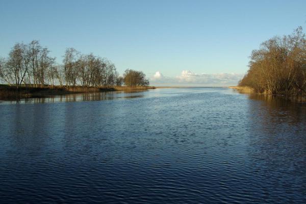 Jägala jõgi ja rippsild