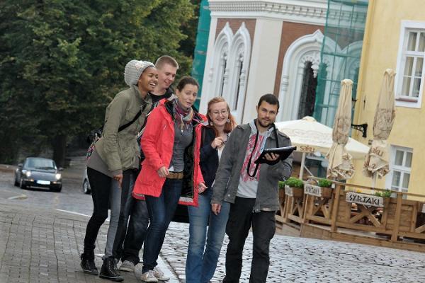 Äventyr i Gamla Stan - ett spännande äventyrsspel på gamla stans gator