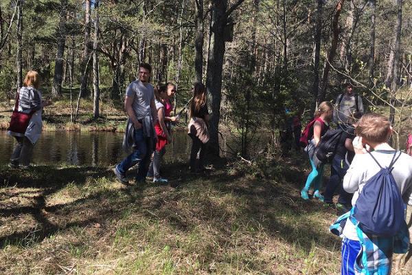 Vienas dienas dabas ekskursija ar gidu Lahemā nacionālajā parkā
