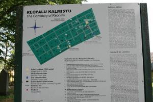 Reopalu kyrkogård i Paide