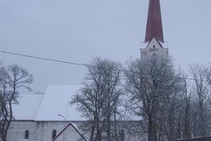 St. Peter's Church in Järva-Peetri