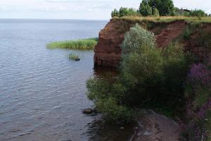 Steilküste Kallaste