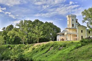 Boutique hotel Schloss Fall in Keila-Joa Castle