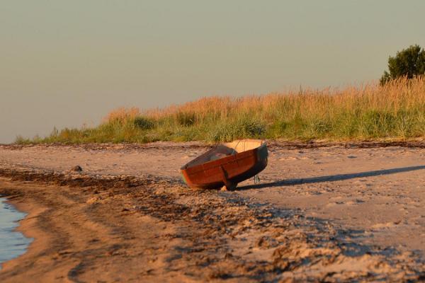 Nevas RMK atpūtas vieta, ainavu aizsardzības zona un dabas centrs