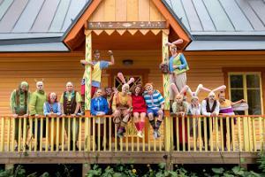 Rundfahrt in Pärnumaa, spannender Familienurlaub