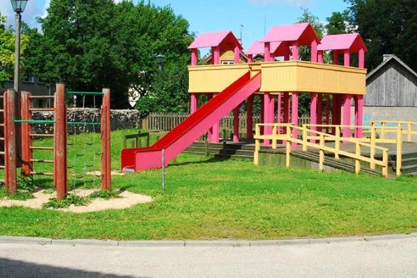 Игровая комната и детский парк Илон в Хаапсалу