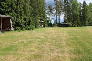 Der Campingplatz für Wohnmobile Innijärve