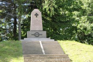Mälestussammas Vabadussõjas langenutele