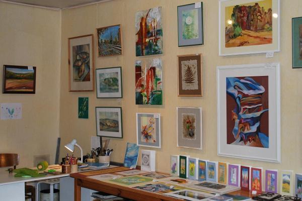 Aino Tamberg's Art Shop