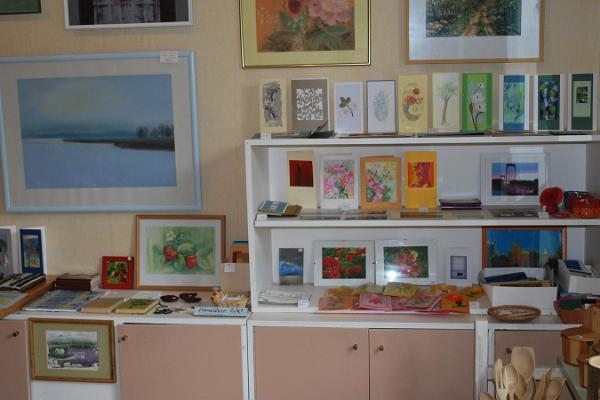 Kunstladen von Aino Tamberg