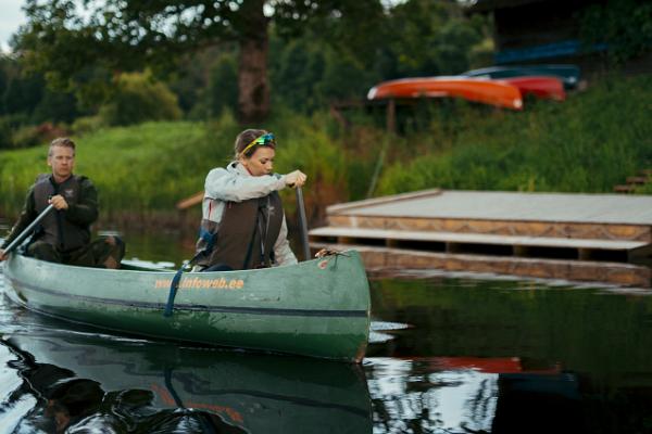 Aktīvas brīvdienas uz upēm un ezeros