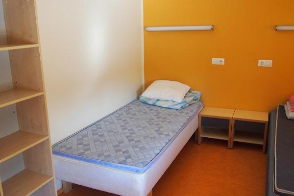 Dormitory of Luua Forestry School (Luua Metsanduskool)