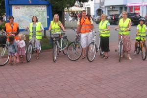 Baltreisen cycling tours in Pärnu with a local guide