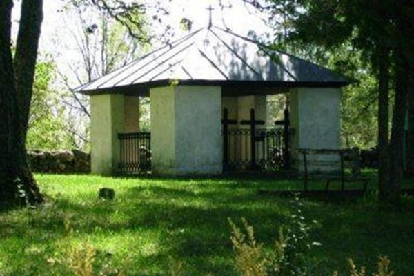 Mats Erdell Chapel in Ala Cemetery