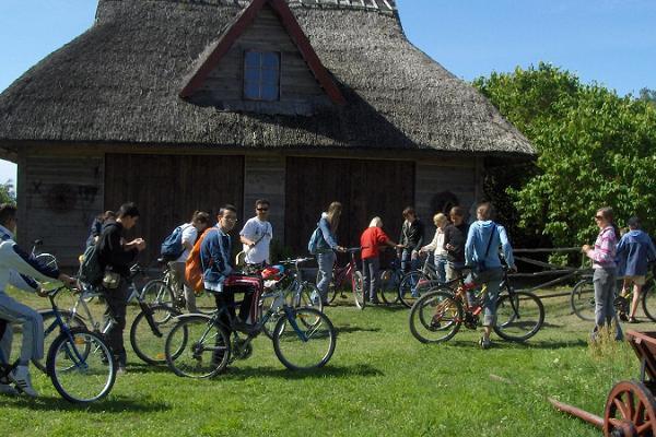 Cykelutflykt på västra Ösels småvägar (Rattaretk Lääne-Saaremaa väiketeedel)