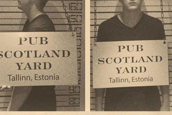 Pubi Scotland Yard
