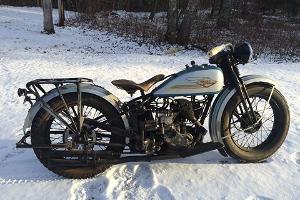 Kurtnas Motociklu muzejs