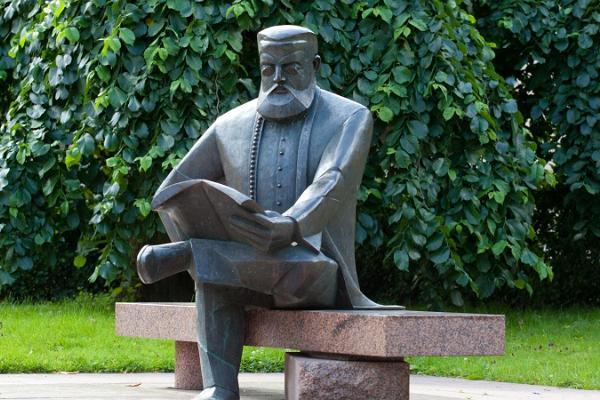 Carl Robert Jakobson Monument