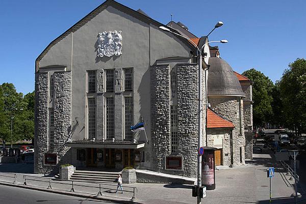 Building of the Estonian Drama Theatre