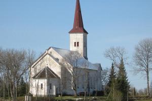 Harju-Jaan kyrka