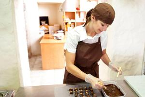 Anneli Viik Chocolates Café