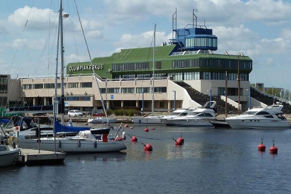 Kaatriga Tallinna sadamate ekskursioon