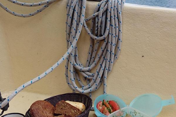 Seikle Vabaks Segeln auf die Insel Kihnu