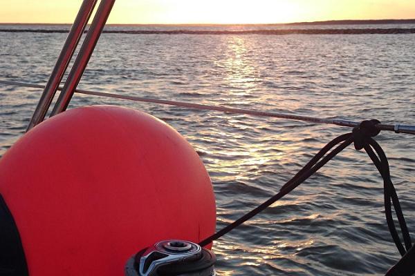 Seikle Vabaks sailing trip to Manija island