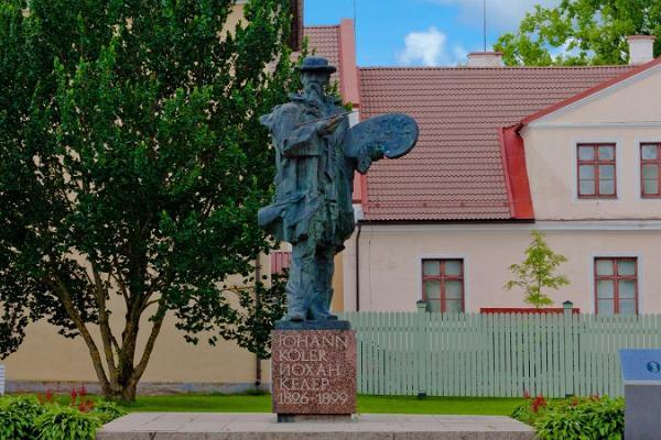 Das Johann-Köler-Denkmal
