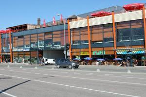 Köpcentrumet SadaMarket