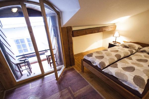Villa Hortensia guest apartments