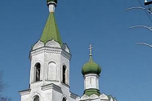 Orthodoxe Geburt-der-Mutter-Gottes-Kirche in Rakvere